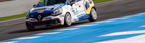 Morgan scores two top five finishes in Euro Finale