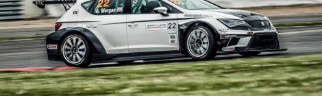 Morgan to compete in Seat Leon Eurocup