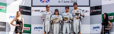 First SEAT Eurocup podium for Morgan
