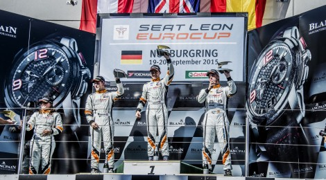 Maiden victory for Morgan in SEAT Eurocup