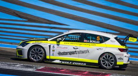ALEX MORGAN ACCELERATES HIS CHAMPIONSHIP HUNT, WITH A PODIUM AT PAUL RICARD