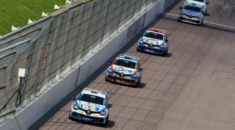 Strong pace at Rockingham for Morgan