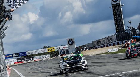 Alex Morgan joins Wolf Power as he hunts SEAT León Eurocup Championship title