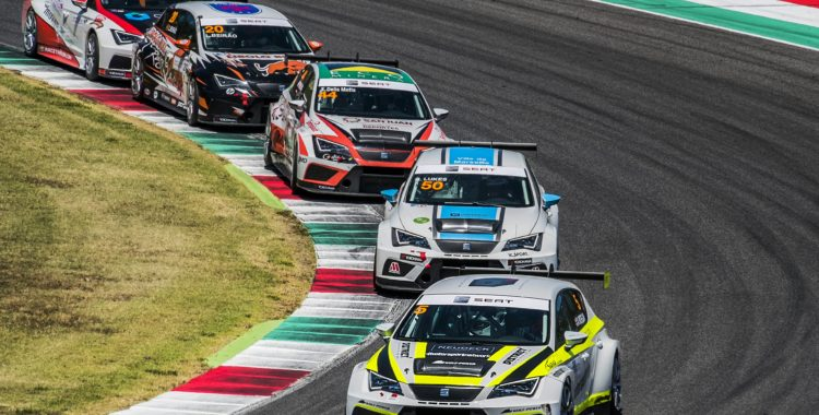 MORGAN MASTERFUL IN MUGELLO AS HE CLAIMS HIS THIRD SUCCESSIVE PODIUM