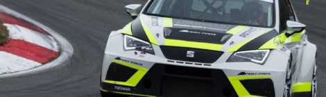 MORGAN POWERS TO THIRD-SUCCESSIVE PODIUM, IN A CHALLENGING WEEKEND AT NURBURGRING